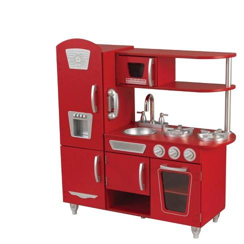 Kidkraft Vintage Kitchen Red Target