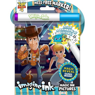 Toy Story 4 Imagine Ink Magic Ink