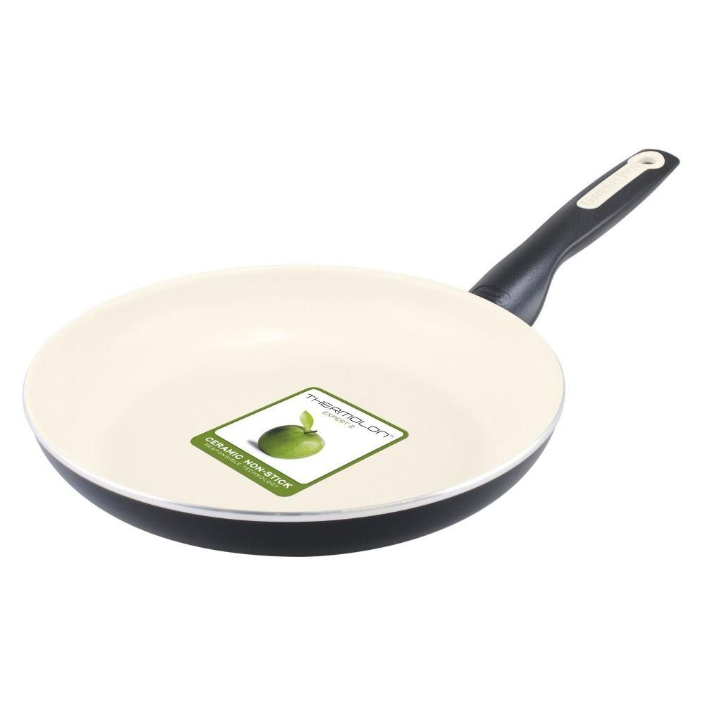 """Image of """"GreenPan Rio 10"""""""" Ceramic Non-Stick Frying Pan Black"""""""