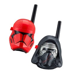Star Wars Walkie Talkies, toy spy gear
