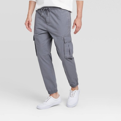 Men's Utility Cargo Jogger Pants - Goodfellow & Co™ - image 1 of 3