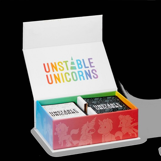 Unstable Unicorns Card Game image number null