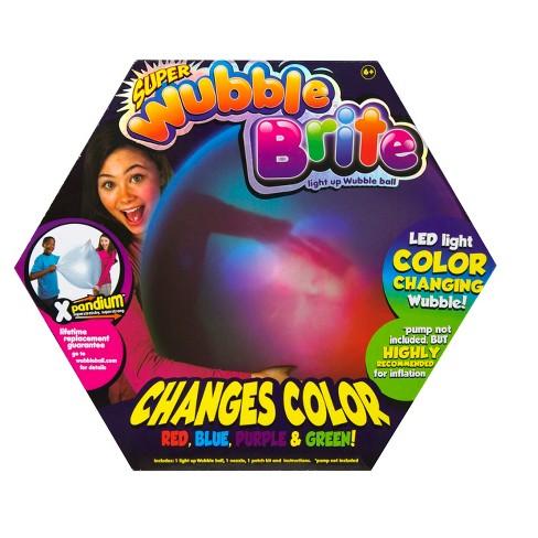 Super Wubble Ball Brite - image 1 of 4