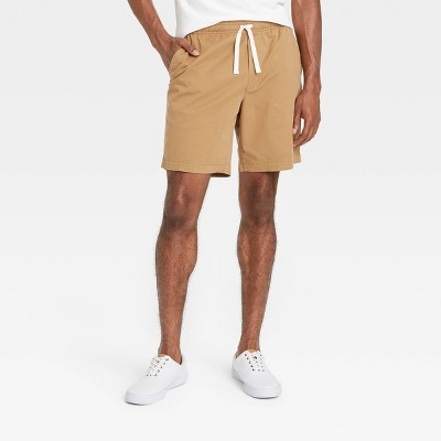"Men's 8"" Regular Fit Pull-On Shorts - Goodfellow & Co™"