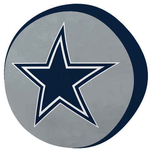 Dallas Cowboys Northwest Cloud Pillow - image 1 of 4