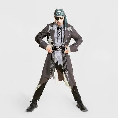 Adult Pirate Halloween Costume - Hyde & EEK! Boutique™