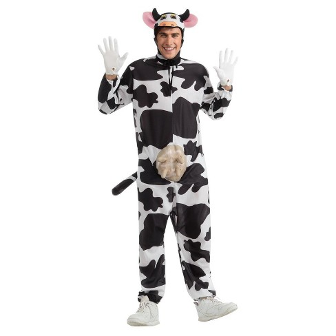 Comical Cow Adult Costume - One Size - image 1 of 1