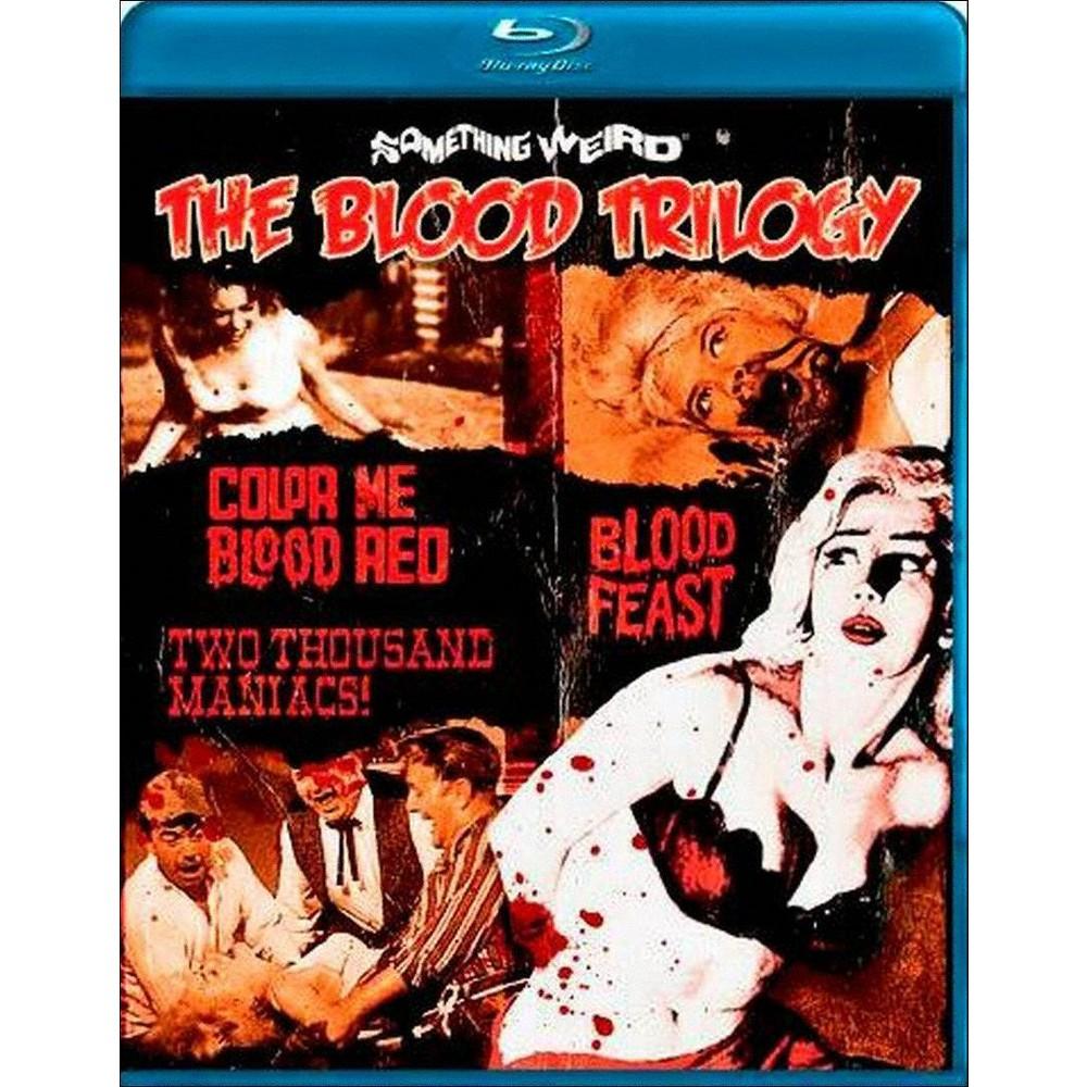 Blood Trilogy (Blu-ray), Movies