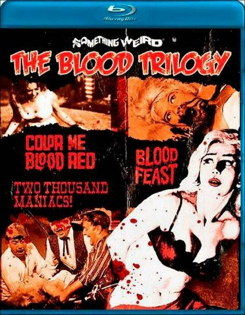Blood Trilogy (Blu-ray) - image 1 of 1