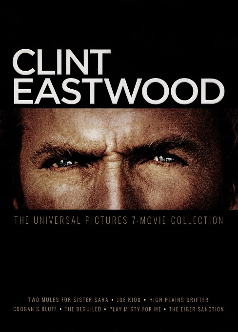 Clint Eastwood:Universal Pictures 7 M (DVD) - image 1 of 1