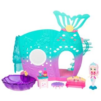 Happy Places Shopkins Mermaid Reef Retreat Playset