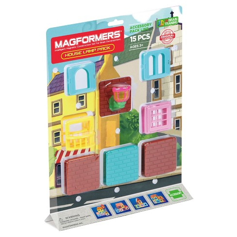 Magformers House Lamp Accessory Pack - 15pc - image 1 of 2