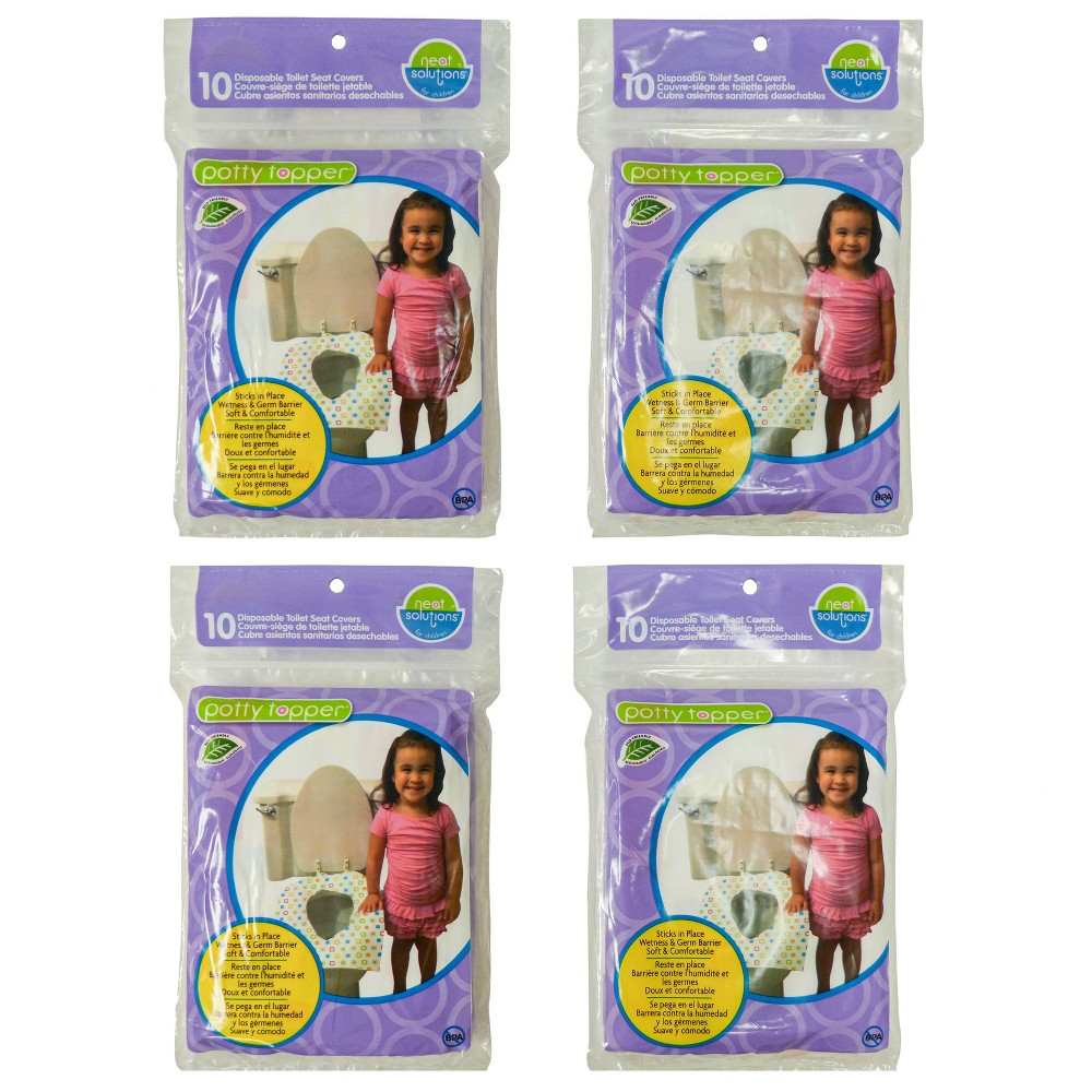 Image of Neat Solutions Potty Topper - 40ct