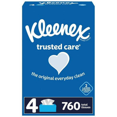 Kleenex Trusted Care Facial Tissue - image 1 of 4