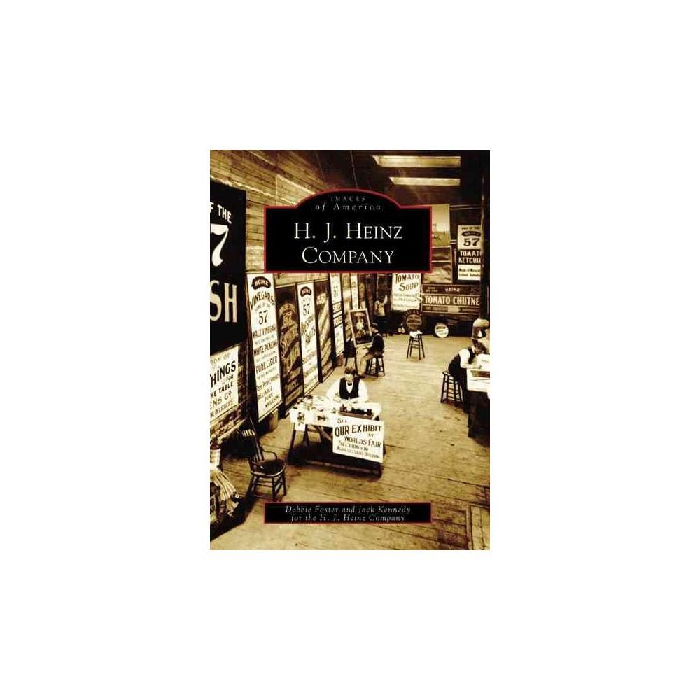 H.J. Heinz Company, Books