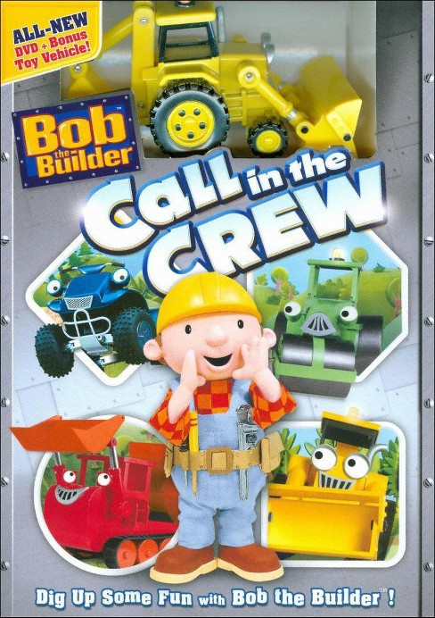 Bob the Builder: Call In the Crew [With Toy Truck] - image 1 of 1