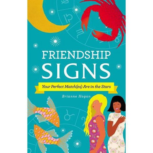 Friendship Signs - by  Brianne Hogan (Hardcover) - image 1 of 1