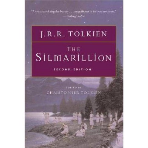 The Silmarillion - 2 Edition by  J R R Tolkien (Hardcover) - image 1 of 1