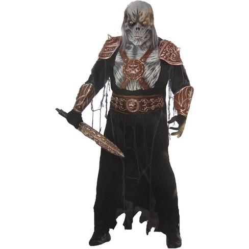 Forum Novelties Medieval Fantasy Ghoul Warrior W/Latex Mask Adult Costume - image 1 of 1