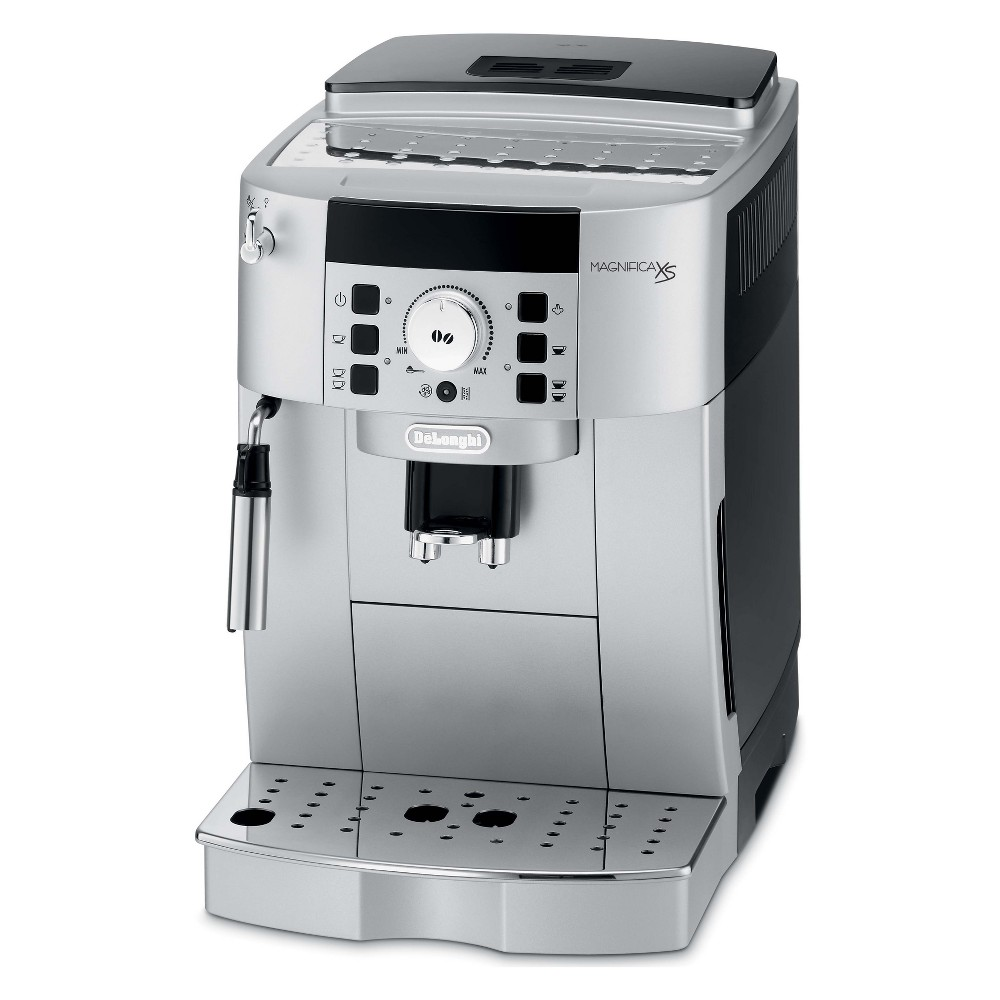 Image of De'Longhi Magnifica XS Fully Automatic Coffee Machine - Silver ECAM22110SB
