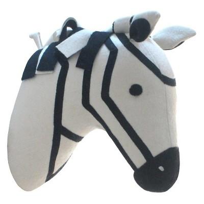 Zebra Head Wall Décor - Pillowfort™