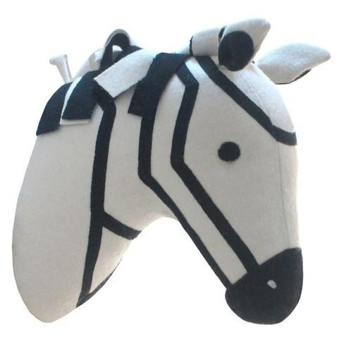 Zebra Head Wall D 233 Cor Pillowfort Target