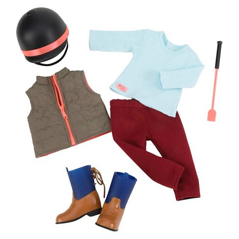 Our Generation® Deluxe Outfit - Well Groomed™ - image 1 of 4
