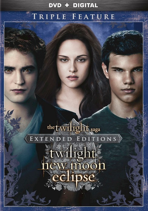 The Twilight Saga: Twilight/New Moon/Eclipse [Extended Editions] - image 1 of 1