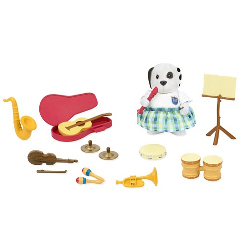 Li'l Woodzeez Themed Playset - Music - image 1 of 2