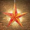 NFL Kansas City Chiefs Star Lantern - image 2 of 2