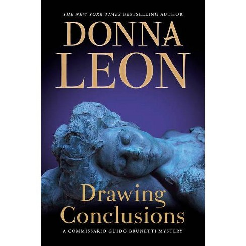 Drawing Conclusions - (Commissario Guido Brunetti Mystery) by  Donna Leon (Paperback) - image 1 of 1
