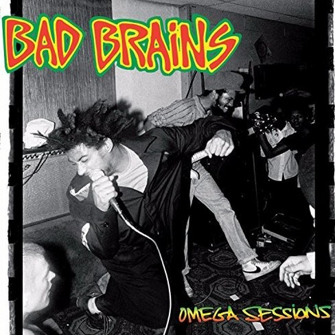 Bad brains - Omega sessions (Vinyl) - image 1 of 1