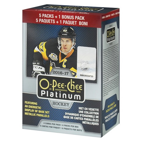 2017 NHL O-Pee-Chee Platinum Trading Cards Full Box - image 1 of 2