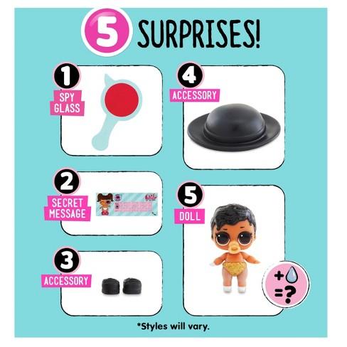 L O L Surprise Eye Spy Lil Sisters 1 2 Target