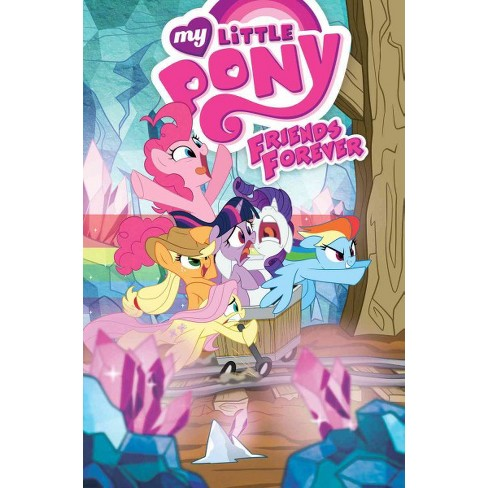 7a7eb49d3 My Little Pony Friends Forever 8 (Paperback) (Ted Anderson ...