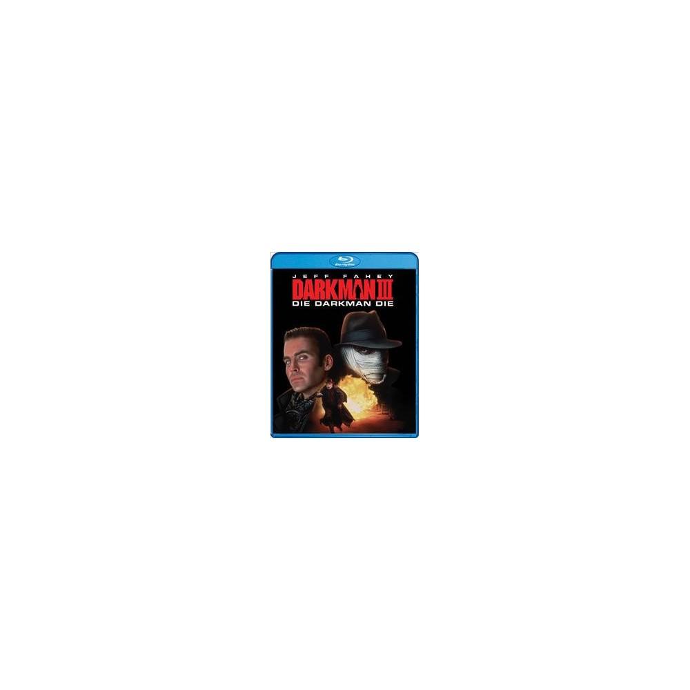 Darkman Iii:Die Darkman Die (Blu-ray)