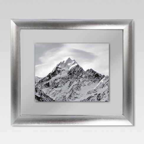 "Float 13""x15"" Silver Frame - Threshold™ - image 1 of 4"