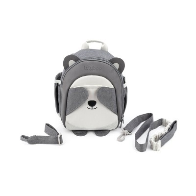 Lulyboo Boo! Panda Toddler Backpack with Security Harness