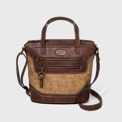 Bolo Top Handle Crossbody Bag