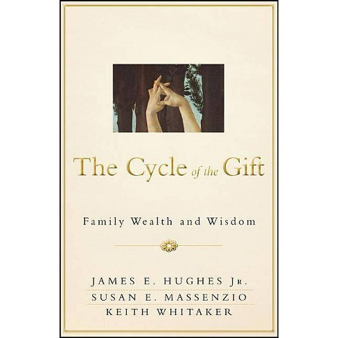 The Cycle of the Gift - (Bloomberg) by  James E Hughes & Susan E Massenzio & Keith Whitaker (Hardcover) - image 1 of 1