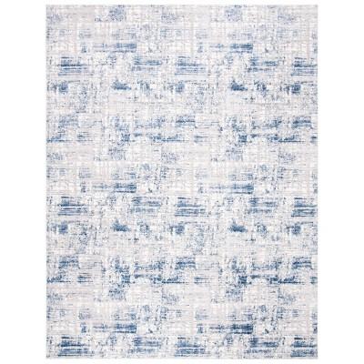 8'x10' Pilar Rug Blue/Gray - Safavieh