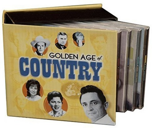 Various - Golden age of country (CD) - image 1 of 1