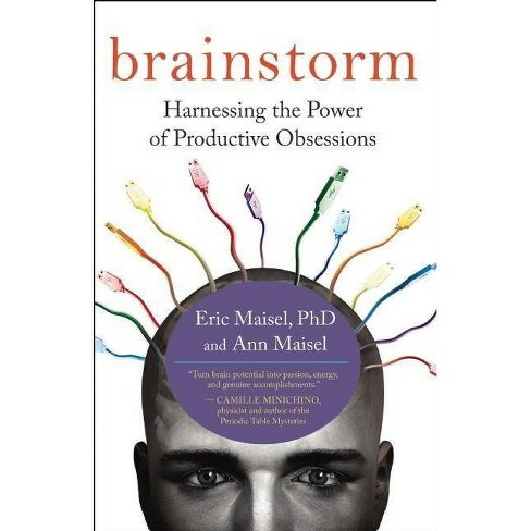 Brainstorm - by  Eric Maisel & Ann Maisel (Paperback) - image 1 of 1