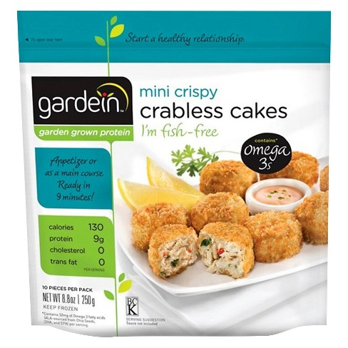 Gardein™ Mini Crispy Crabless Cake - 8.8oz - image 1 of 1