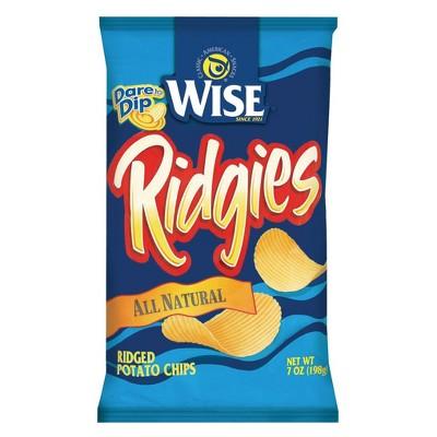 Potato Chips: Wise Ridgies