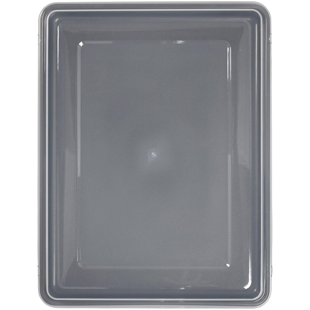 "Image of ""Wilton Ultra Bake Professional 12"""" x 16"""" Nonstick Large Baking Pan with Cover"""