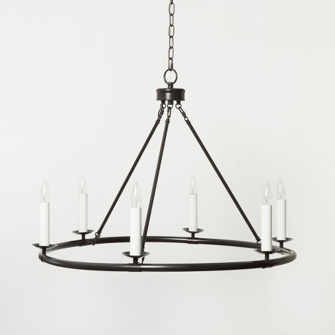 Ring Chandelier - Threshold™ designed with Studio McGee - image 1 of 4