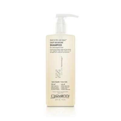 Giovanni Eco Chic Smooth as Silk Shampoo - 24 fl oz