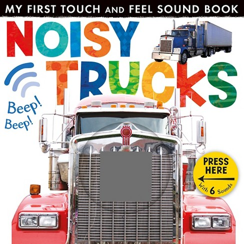 Noisy Trucks by Tiger Tales (Editor) (Board) by Tiger Tales - image 1 of 1