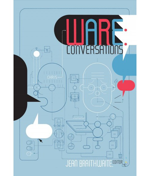 Chris Ware : Conversations (Reprint) (Paperback) - image 1 of 1